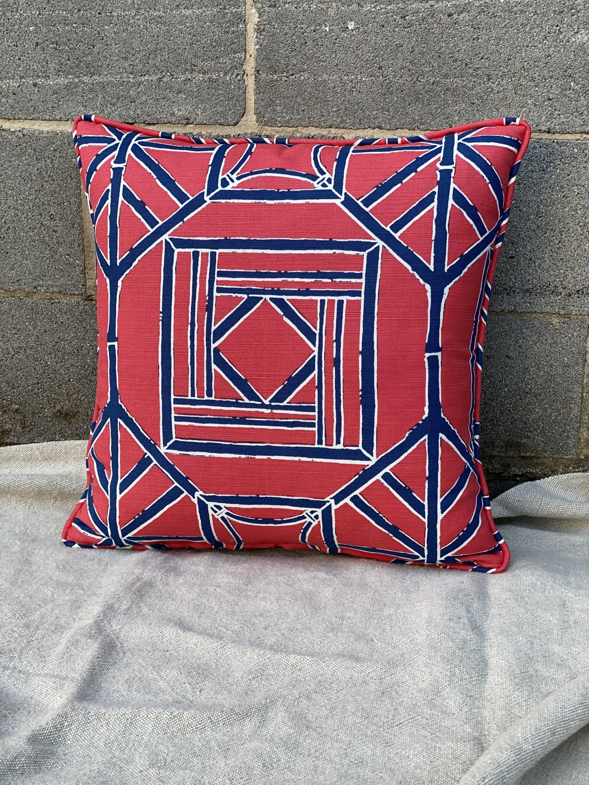 Renu Mathias Interiors Pillows