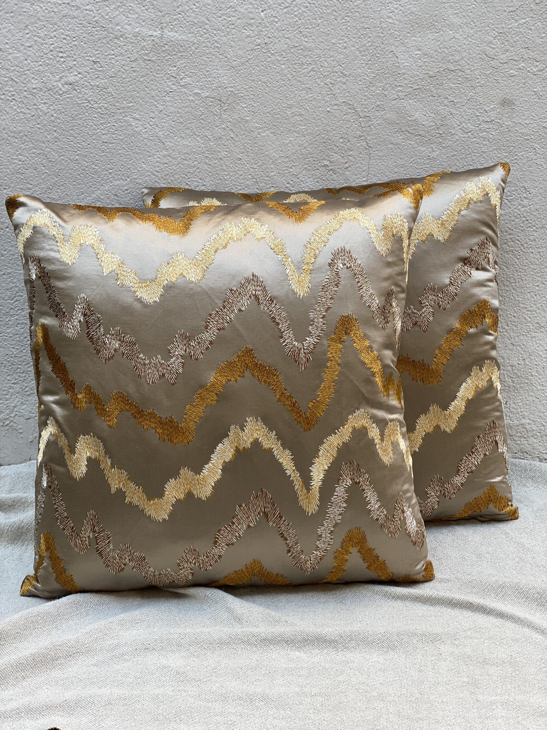 Donghia Pillows