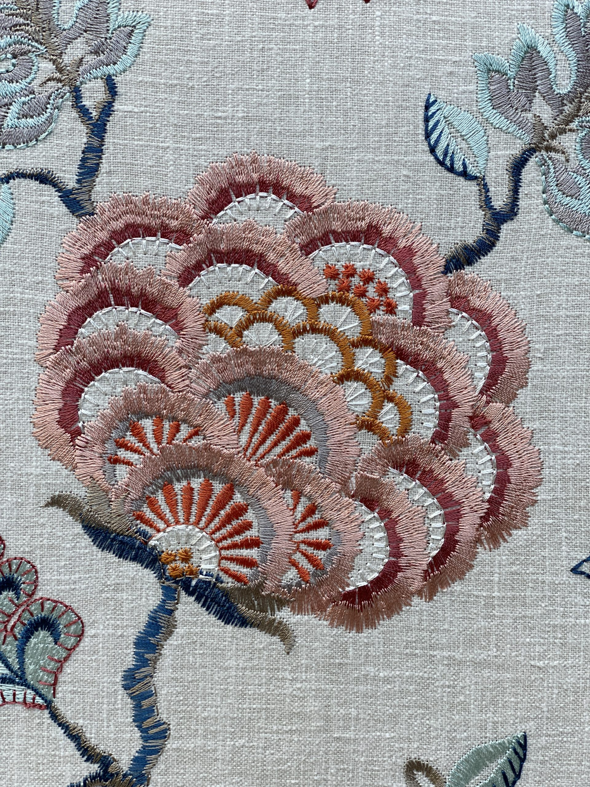 Fabricut Floral Pillows