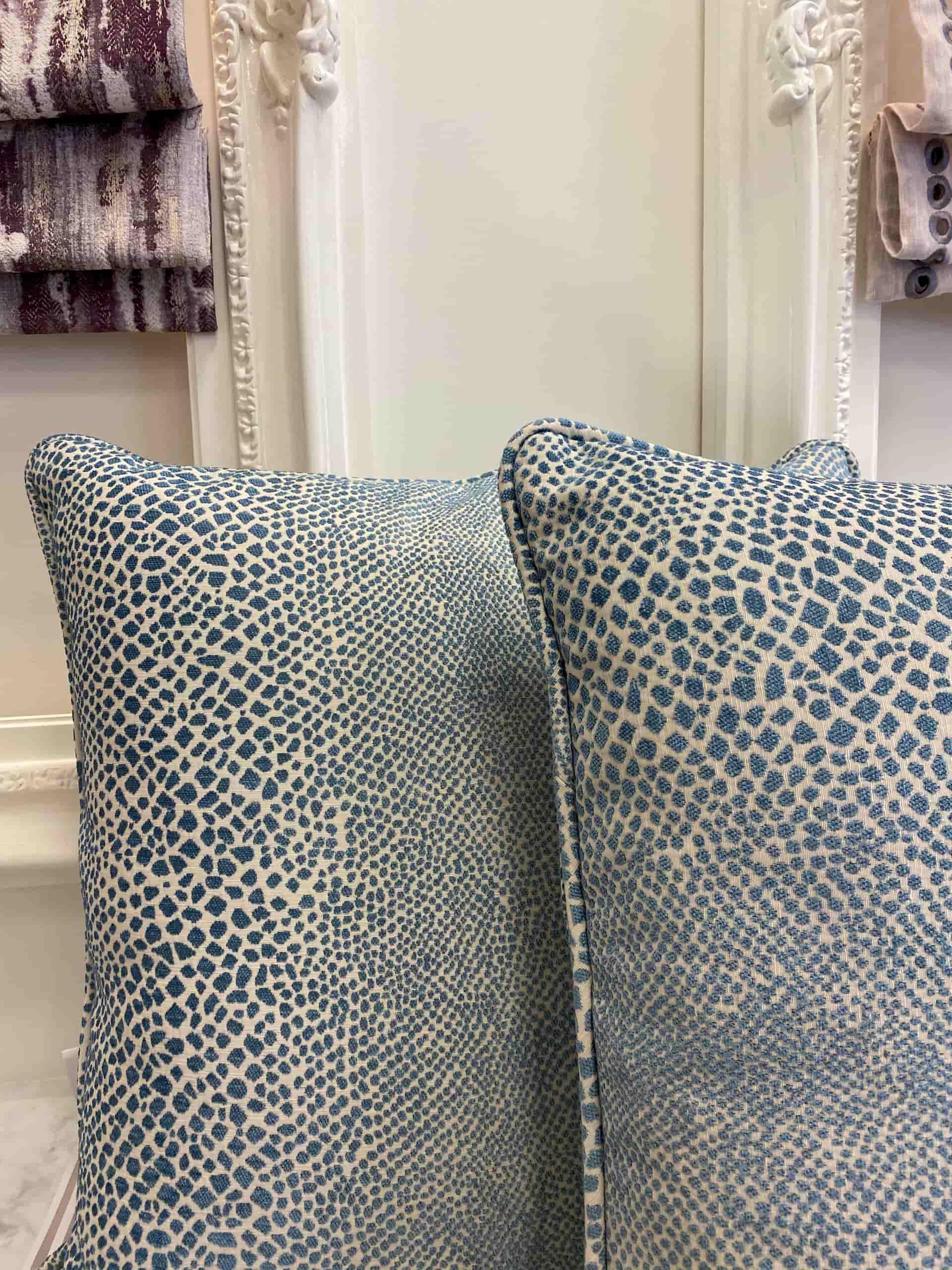 Animal Print Pillows