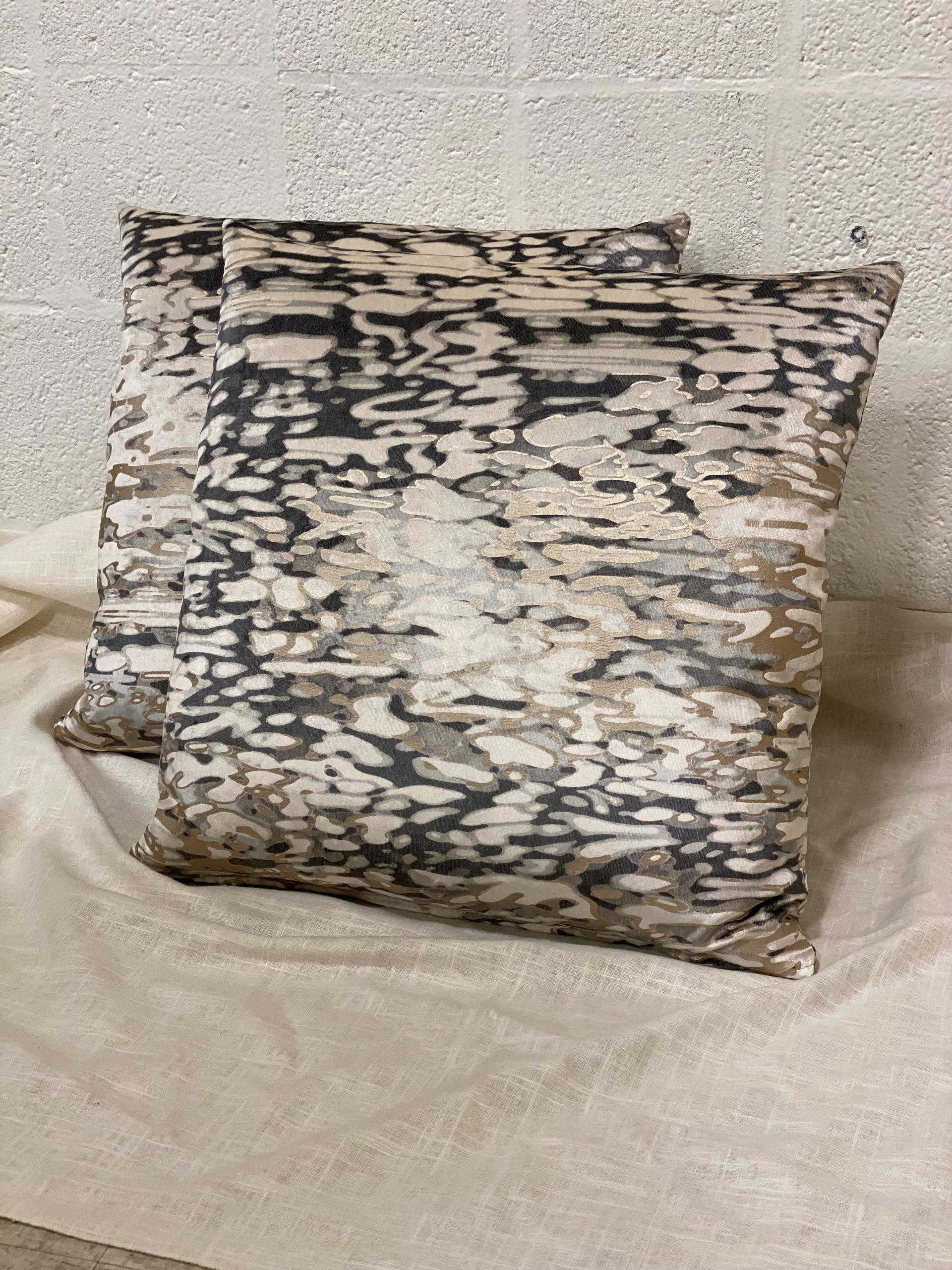 Velvet Pillows