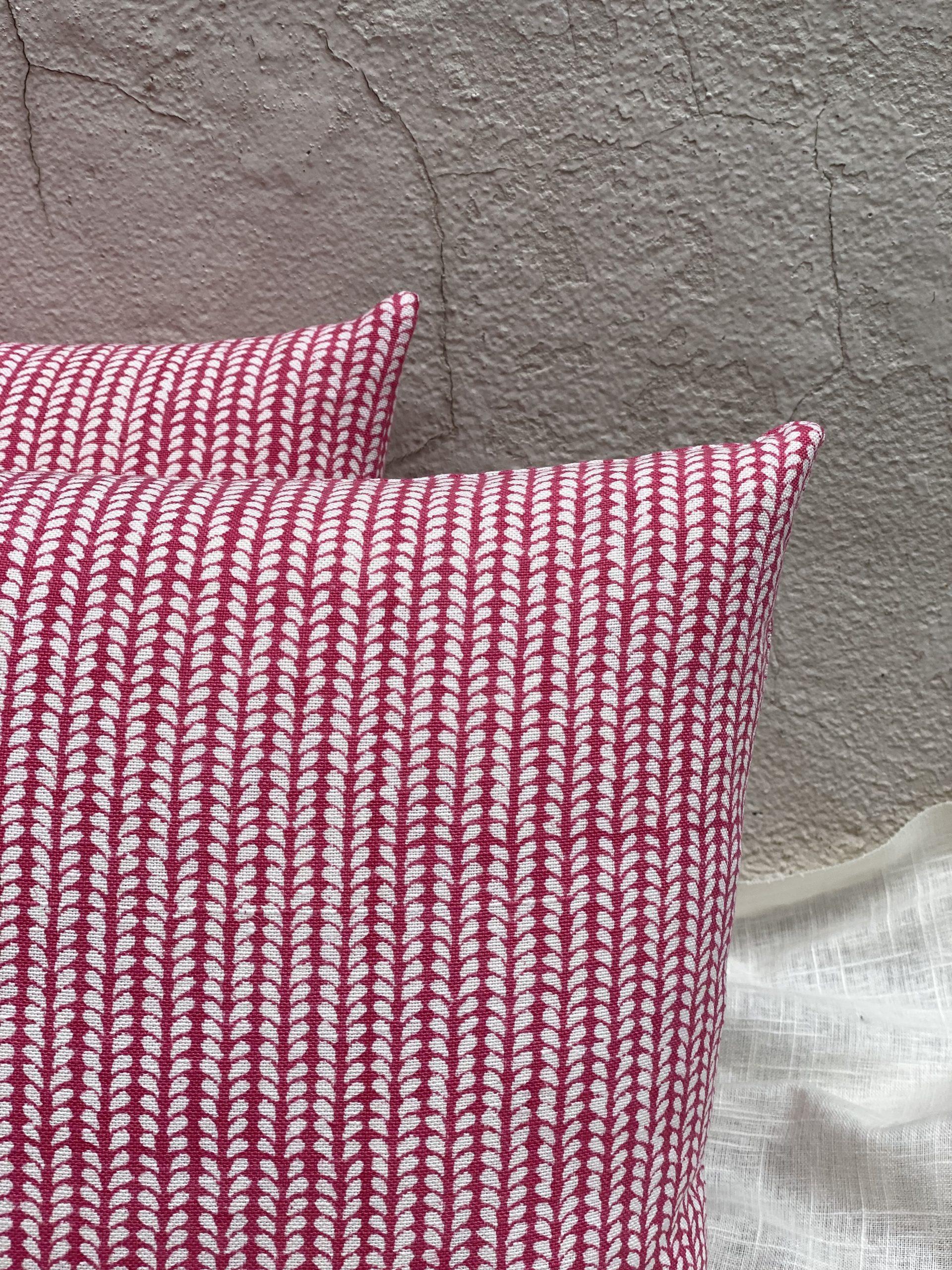 Small Pattern Pillows