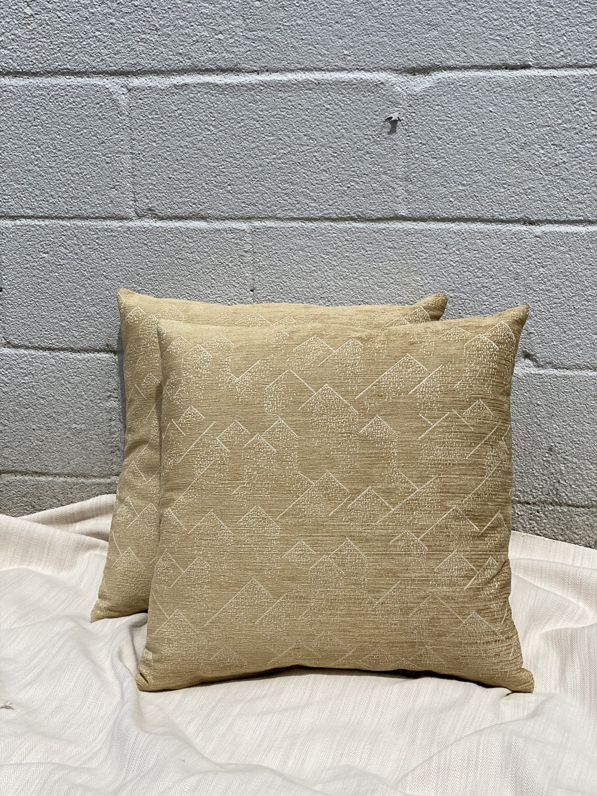 Chenille Pillows