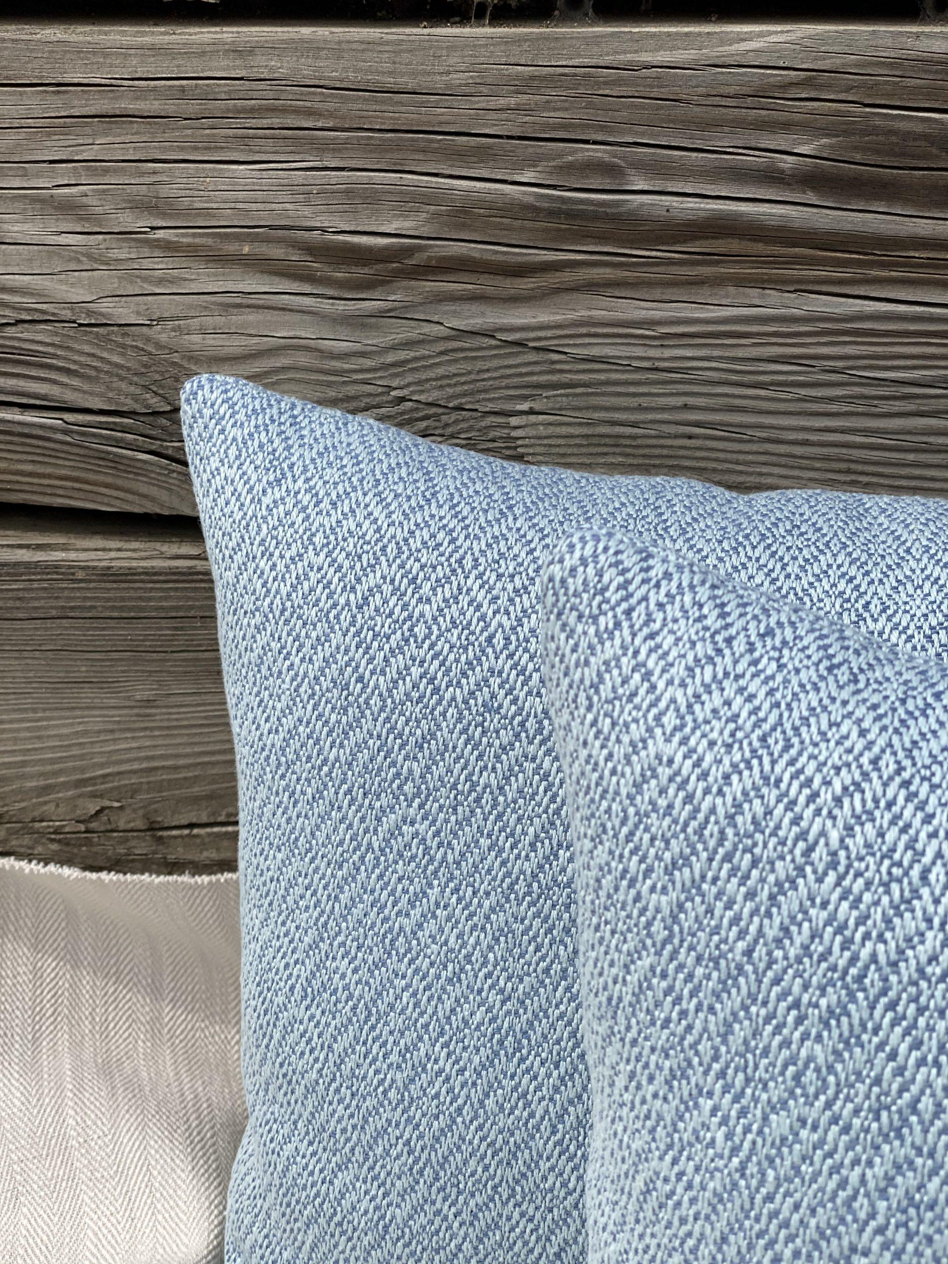 Outdoor Linen Pillows