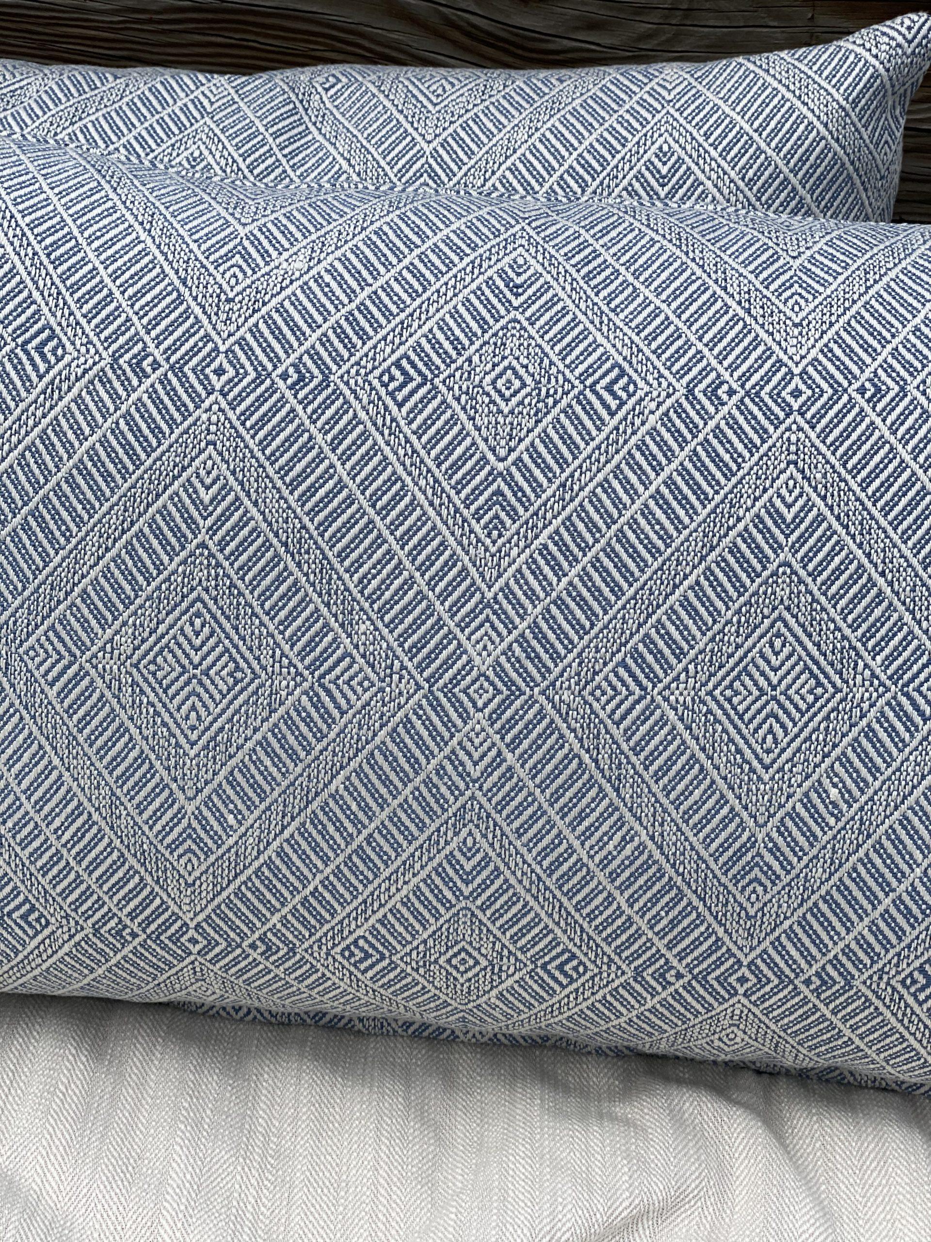 Outdoor Geometric Pillows