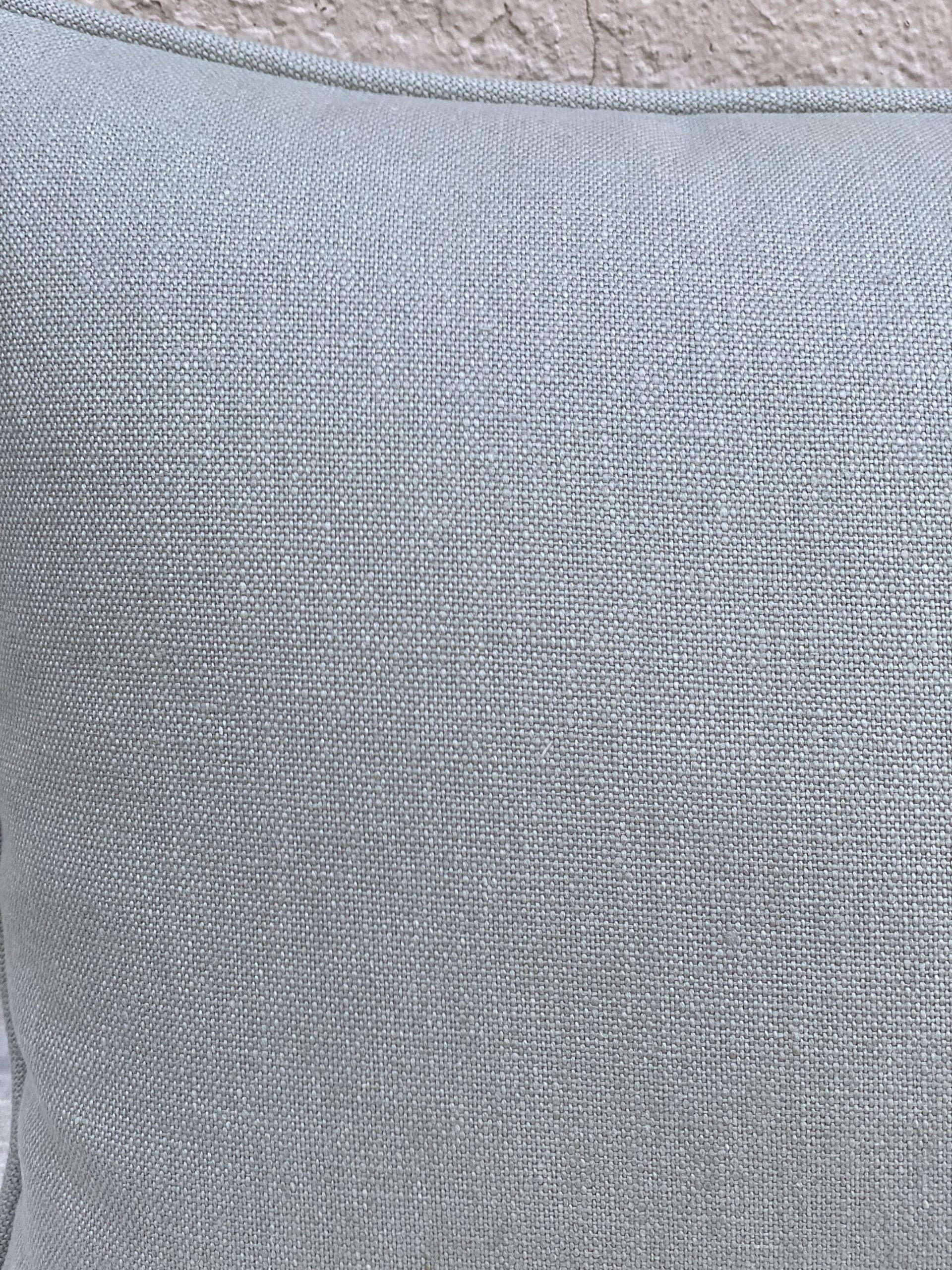 Linen Pillows