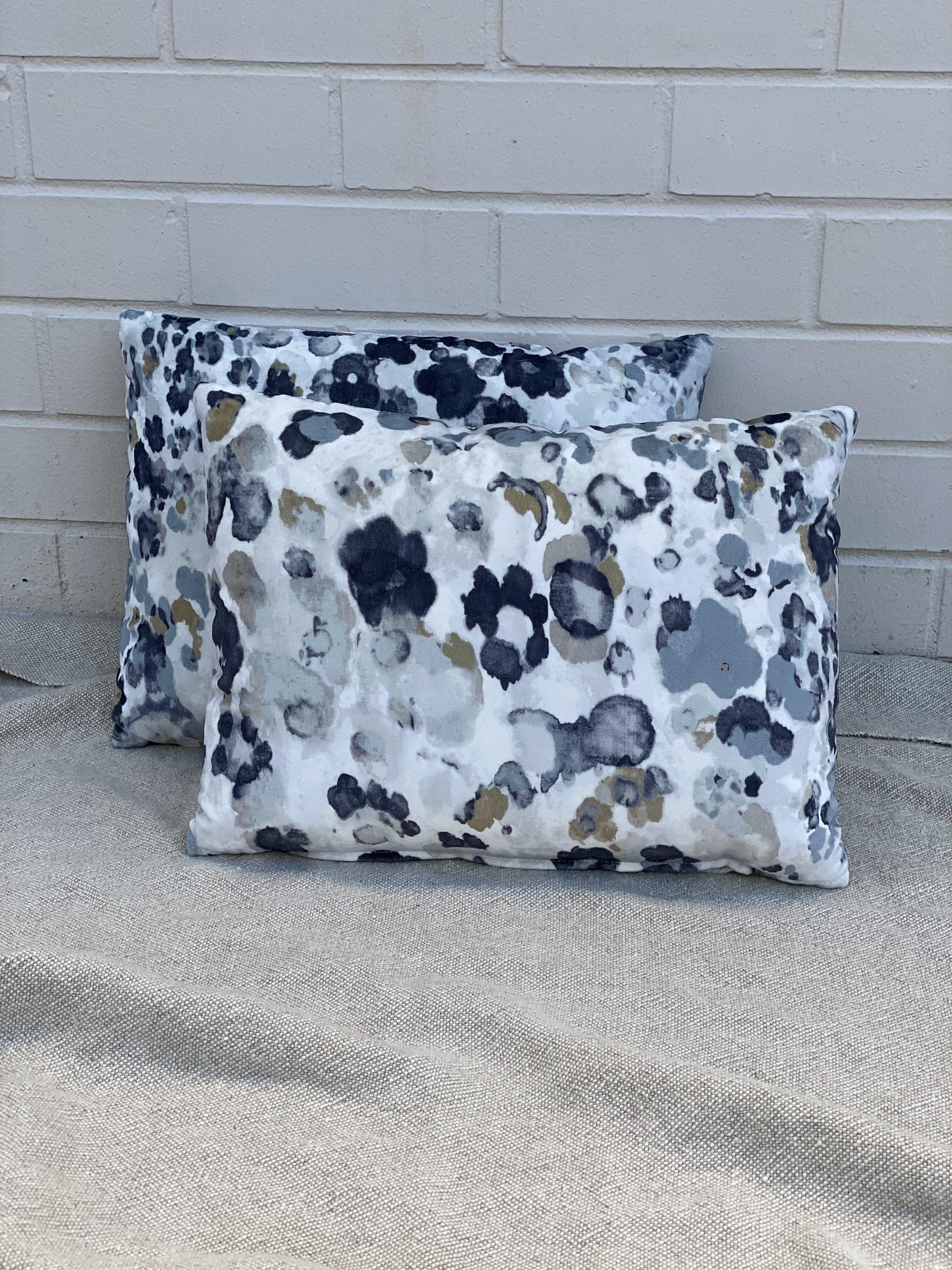 ROMO Black Edition Pillows