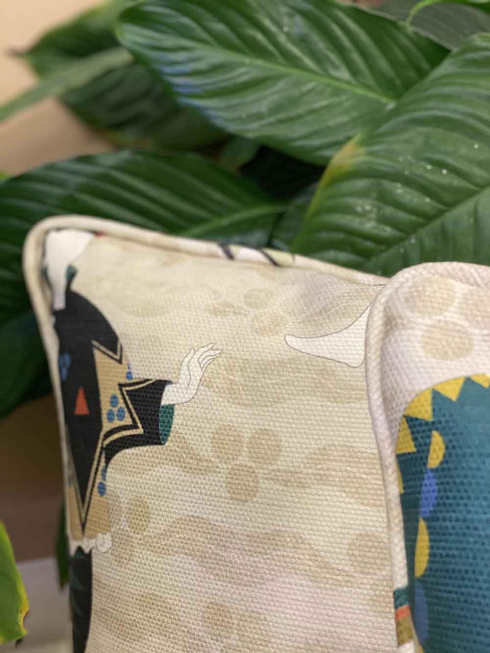 Asian Inspired Pillows