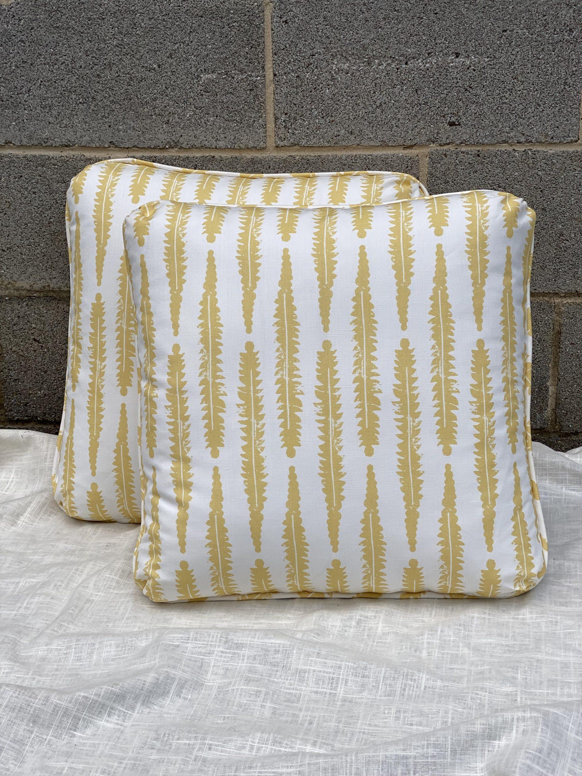 Botanical Pillows
